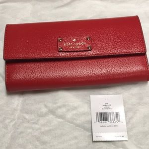 Kate stage wallet